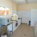 Photo de la cuisine de salle communale