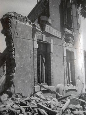 mairie-bombardee