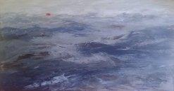 Exposition « Entre Terre et Mer.. »  par Laure Petiton Saint-Mard
