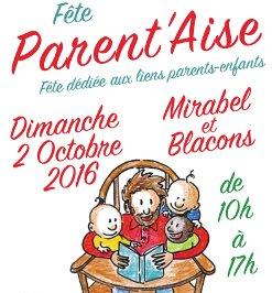 Fête dédiée aux liens parents-enfants