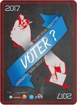 Temps d'échange : Voter ? Un temps pour débattre, un cadre pour s'exprimer.