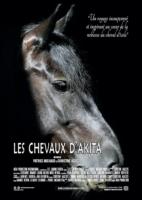Affiche Les chevaux d'Akita
